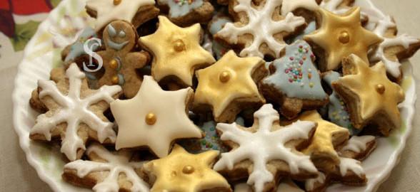 Печенье новогоднее, фото by Svetlana Fonfrovich