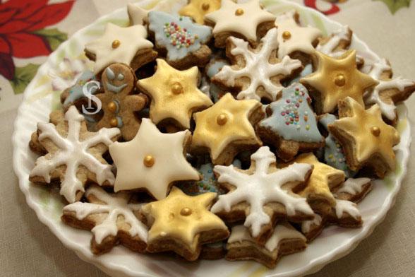 Печенье новогоднее от @NoorySan