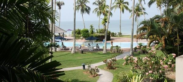 Вид из окна отеля Pangkor Island Beach Resort PhotoBySvetlanaFonfrovich