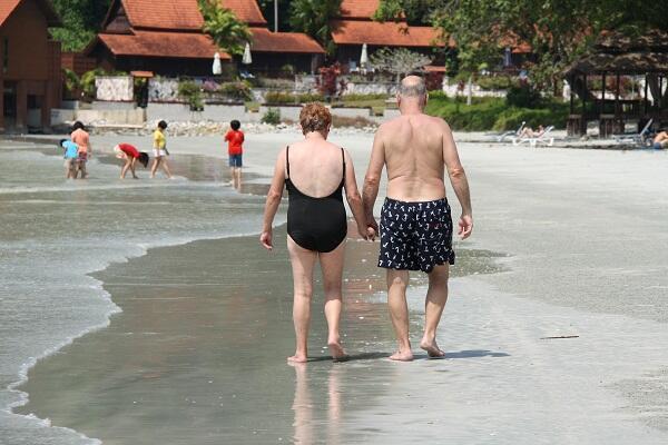 Европейцы на Пангкоре