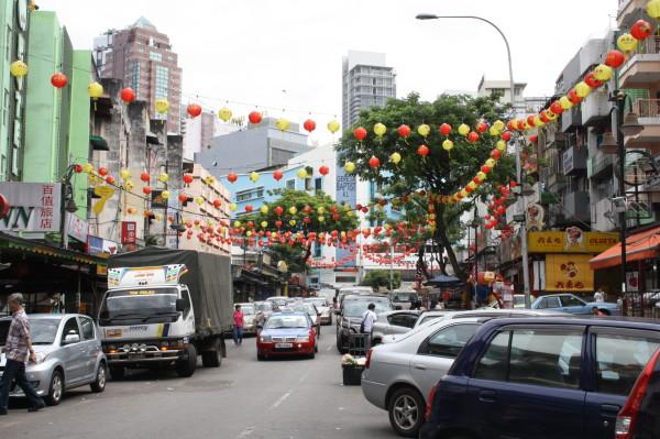 Новогодний Куала Лумпур днём. #PhotoBySvetlanaFonfrovich