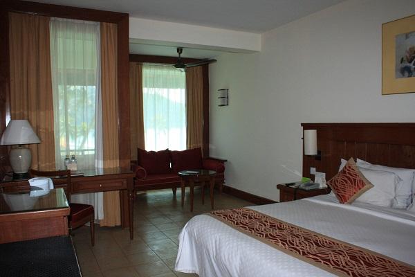 Номер в отеле Pangkor Island Beach Resort. О.Пангкор, Малайзия. PhotoBySvetlanaFonfrovich