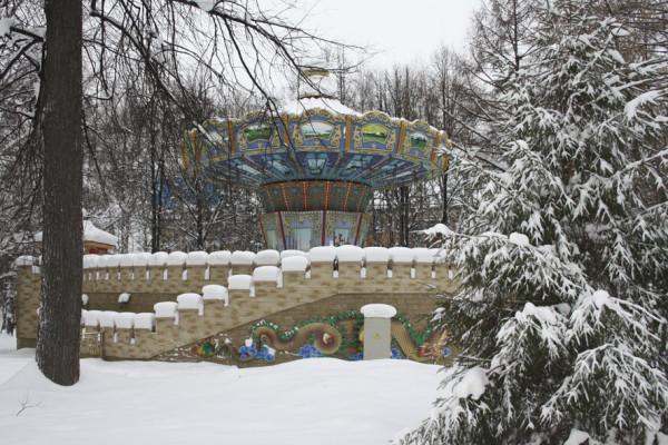 Парк культуры в Перми