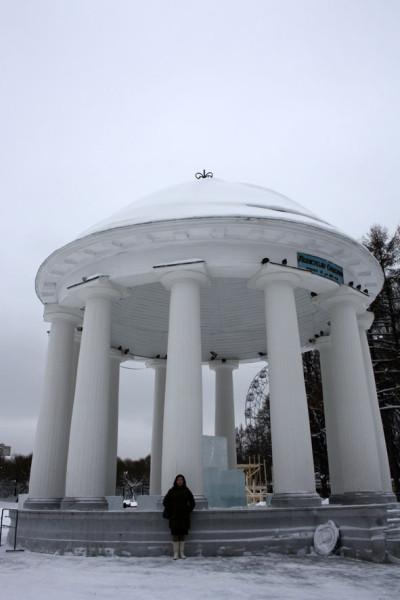 Ротонда - символ Перми