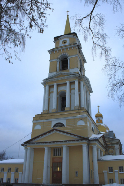 Храм в Перми