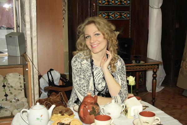 Алина Серёгина, фото Светланы Фонфрович