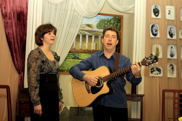 Елена Зотова и Сергей Леонтьев, фото Светланы Фонфрович