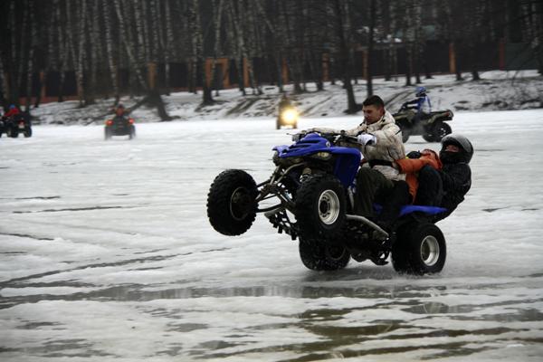 Квадроциклы в Малаховке, «Огонь и лёд» 12 #PhotoBySvetlanaFonfrovich