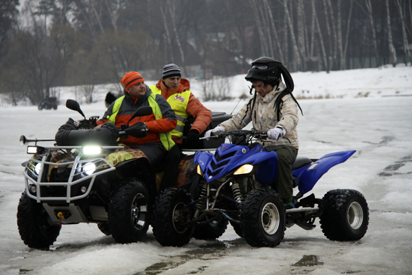 Квадроциклы в Малаховке, «Огонь и лёд» 3 #PhotoBySvetlanaFonfrovich