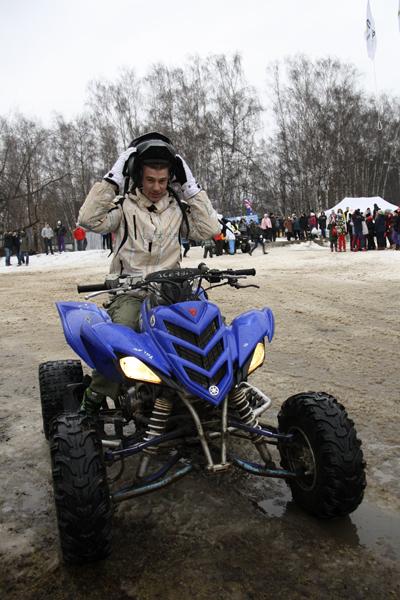 Квадроциклы в Малаховке, Огонь и лед 13 #PhotoBySvetlanaFonfrovich