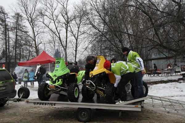 Квадроциклы в Малаховке, Огонь и лед 18, фото Светланы Фонфрович