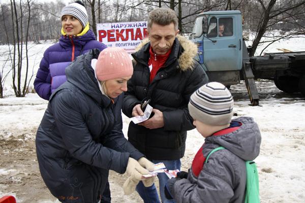 Квадроциклы в Малаховке, благотворительная лотерея, фото Светланы Фонфрович