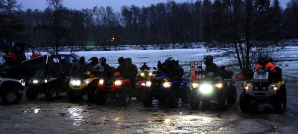 Квадроциклы на Малаховском озере. #PhotoBySvetlanaFonfrovich