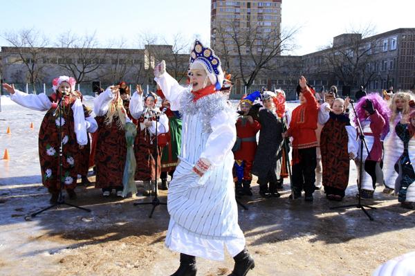Масленица в Малаховке 2014, #Photo by Svetlana Fonfrovich, 10