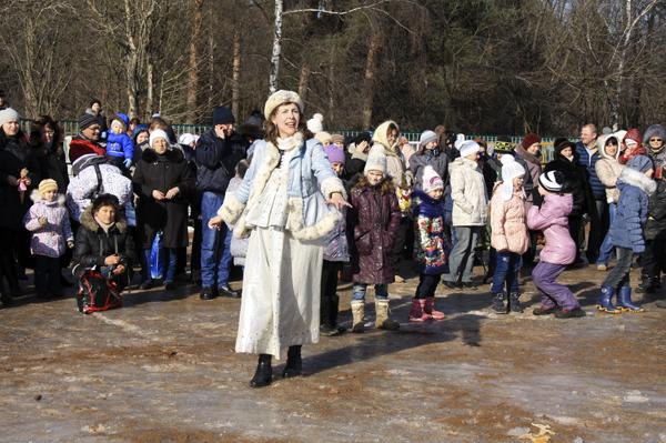 Масленица в Малаховке 2014, #Photo by Svetlana Fonfrovich, 3