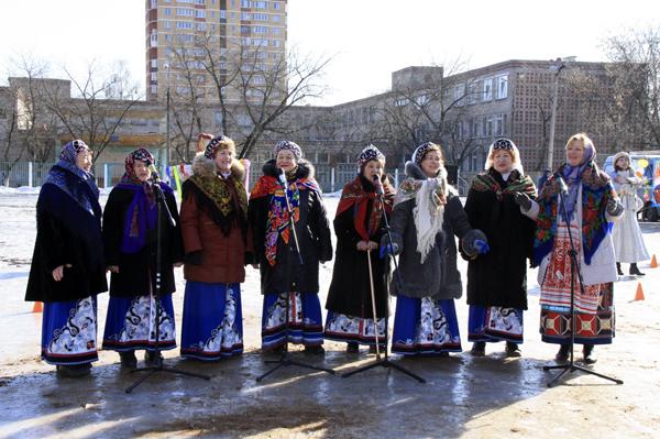 Масленица в Малаховке 2014, #Photo by Svetlana Fonfrovich, 8