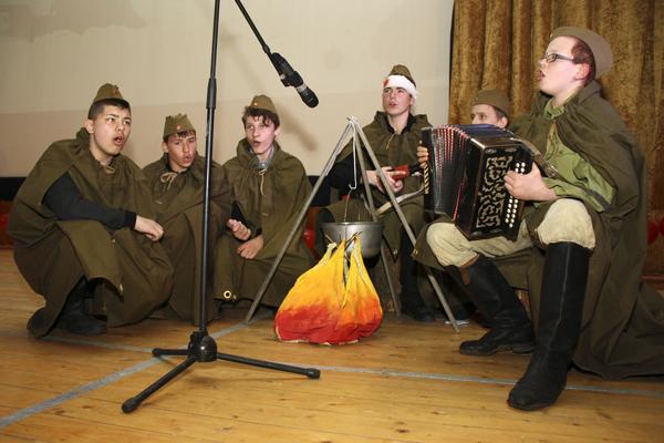 Песня в солдатской шинели, Малаховка, фото Светланы Фонфрович 18