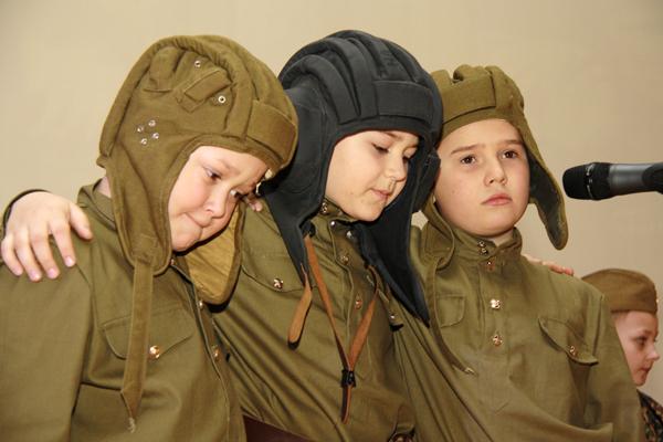Песня в солдатской шинели, Малаховка, фото Светланы Фонфрович 19