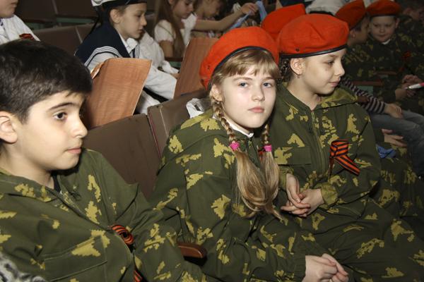 Песня в солдатской шинели, Малаховка, фото Светланы Фонфрович 2
