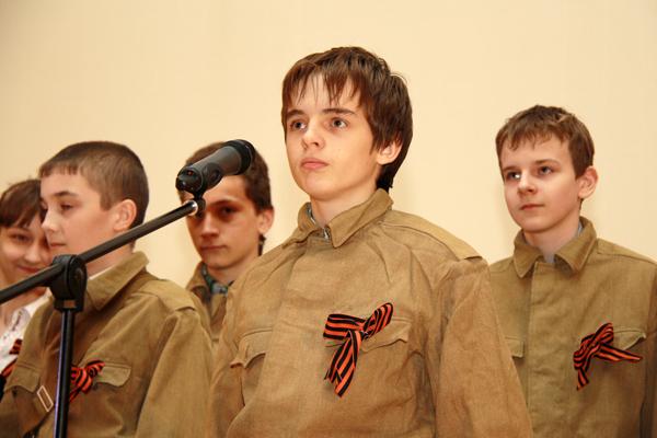Песня в солдатской шинели, Малаховка, фото Светланы Фонфрович 20