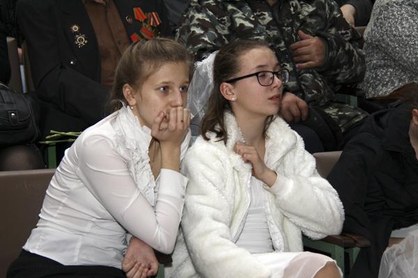 Песня в солдатской шинели, Малаховка, фото Светланы Фонфрович 22