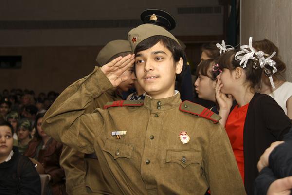Песня в солдатской шинели, Малаховка, фото Светланы Фонфрович 9