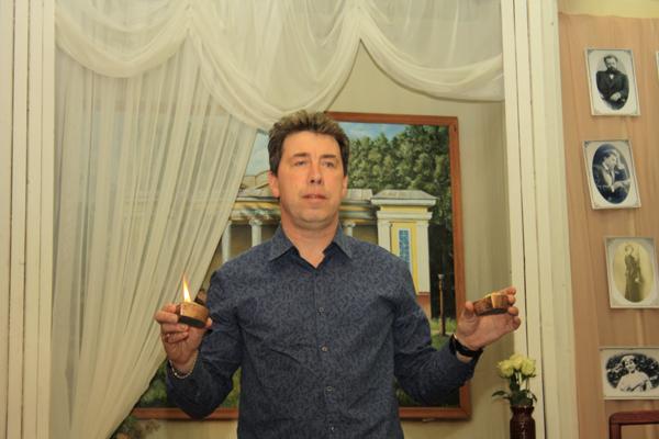 Сергей Леонтьев, фото Светланы Фонфрович