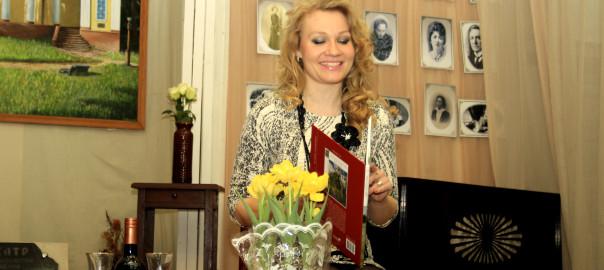 Серёгина Алина в Малаховке, фото Светланы Фонфрович