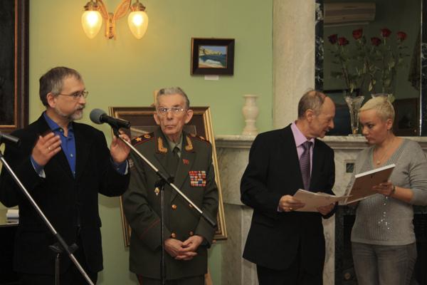 Члены жюри конкурса к 190-летию А.П. Боголюбова, фото Светланы Фонфрович
