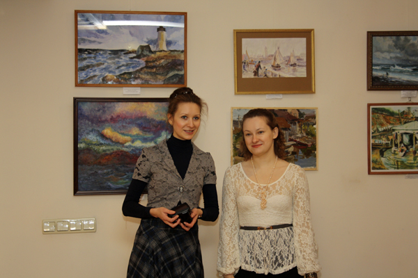 Александра Бобко и Екатерина Матецкая, фото Светланы Фонфрович