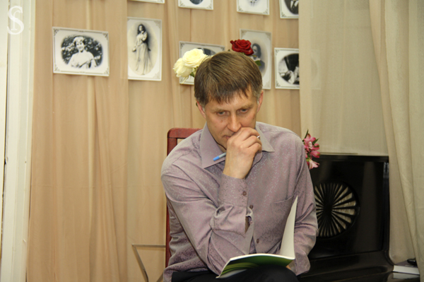 Александр Гаджиев, Малаховка 33, фото – Светлана Фонфрович