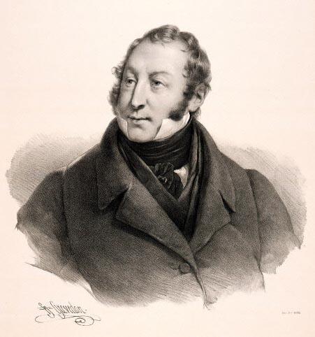 Джоаккино Россини, портрет