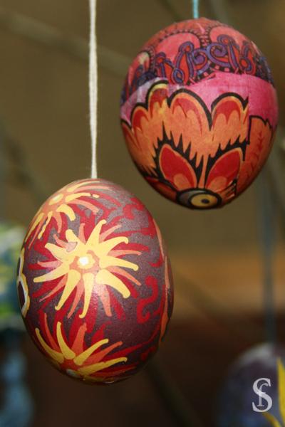 Как расписывать яйца 1, фото - Светлана Фонфрович
