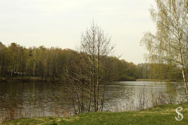 Малаховское озеро, фото- Светлана Фонфрович