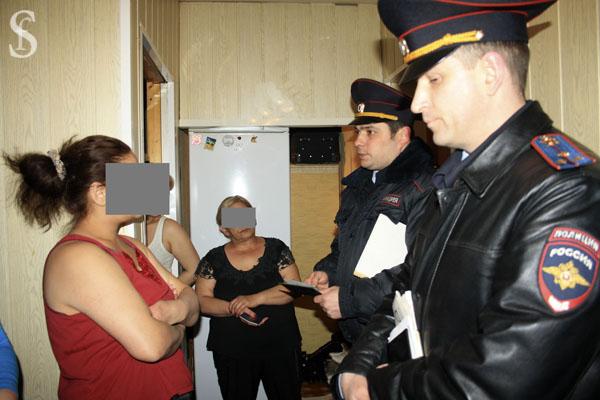 Проверка резиновых квартир. Фото by Svetlana Fonfrovich