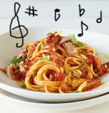 Спагетти Россини