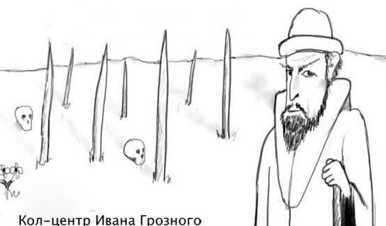 Телефонное мошенничество Кол центр Ивана Грозного