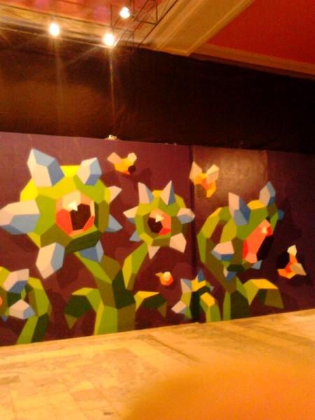 Транзитная зона Выставка стрит-арта в музее permm Бабочки