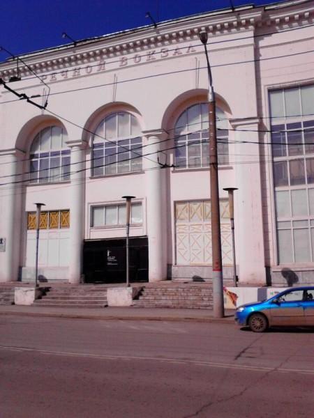 Транзитная зона Выставка стрит-арта в музее permm Речной вокзал