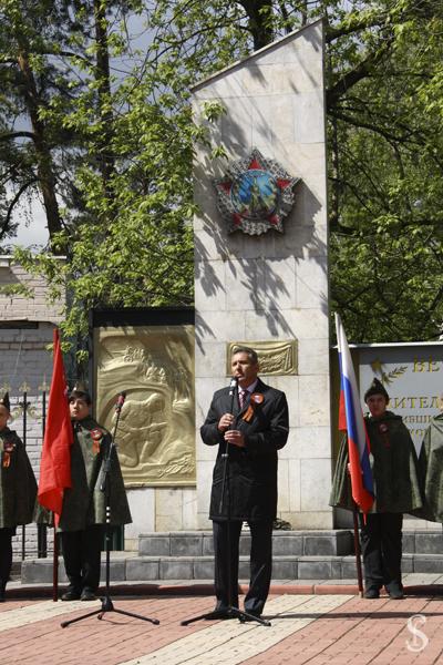 День Победы в Малаховке, фото - Светлана Фонфрович, 11