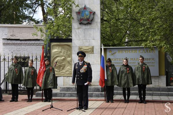 День Победы в Малаховке, фото - Светлана Фонфрович, 12