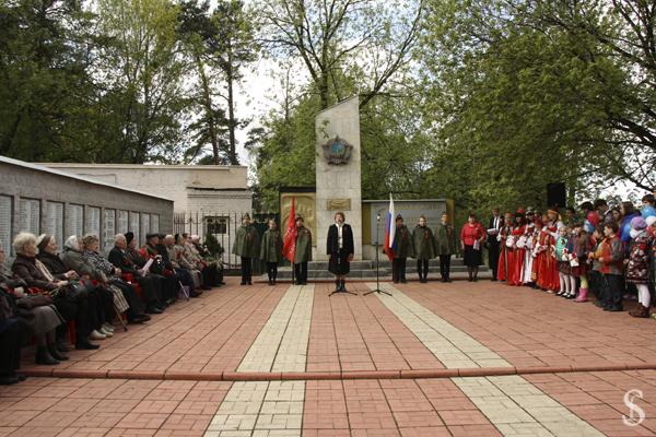 День Победы в Малаховке, фото - Светлана Фонфрович, 14
