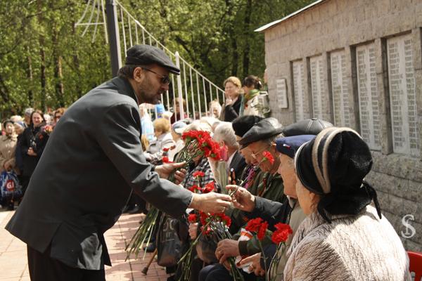 День Победы в Малаховке, фото - Светлана Фонфрович, 18