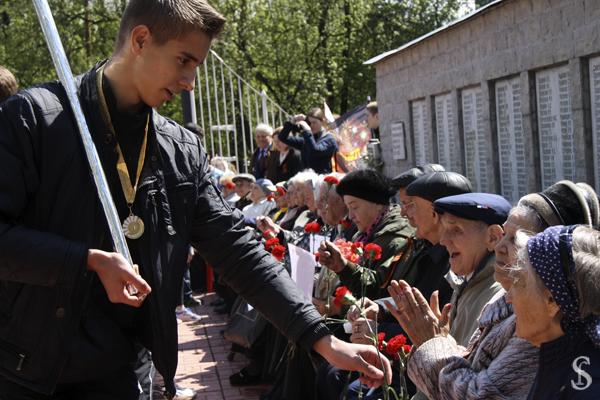 День Победы в Малаховке, фото - Светлана Фонфрович, 2