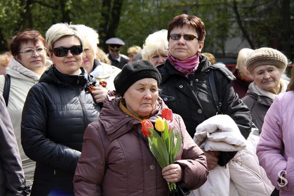 День Победы в Малаховке, фото - Светлана Фонфрович, 5