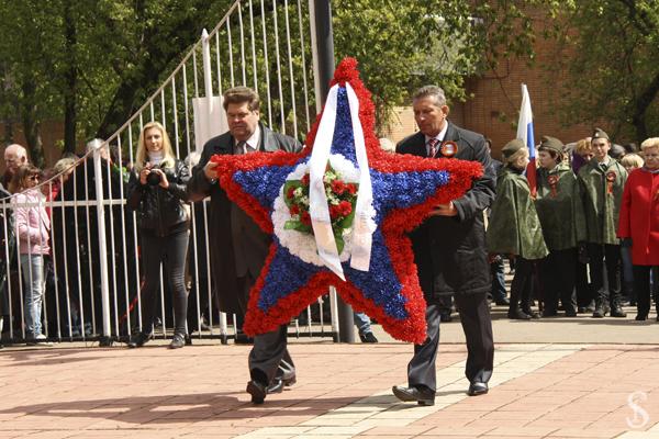 День Победы в Малаховке, фото - Светлана Фонфрович, 7
