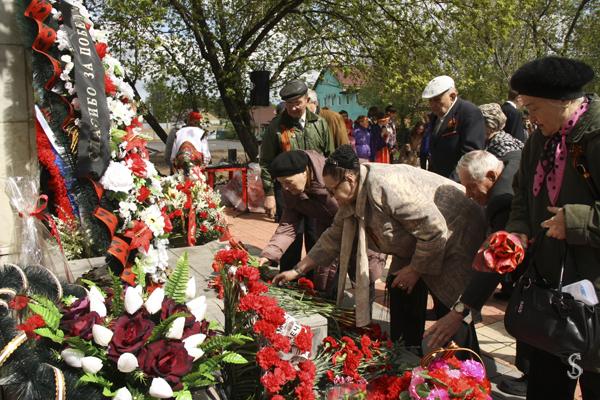 День Победы в Малаховке, фото - Светлана Фонфрович