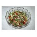 Зеленый салат с морепродуктами, фото - Светлана Фонфрович