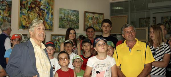 Геннадий Бенедиктов в Малаховке, фото - Светлана Фонфрович 3