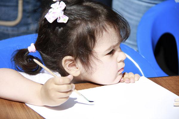 День защиты детей в Малаховке